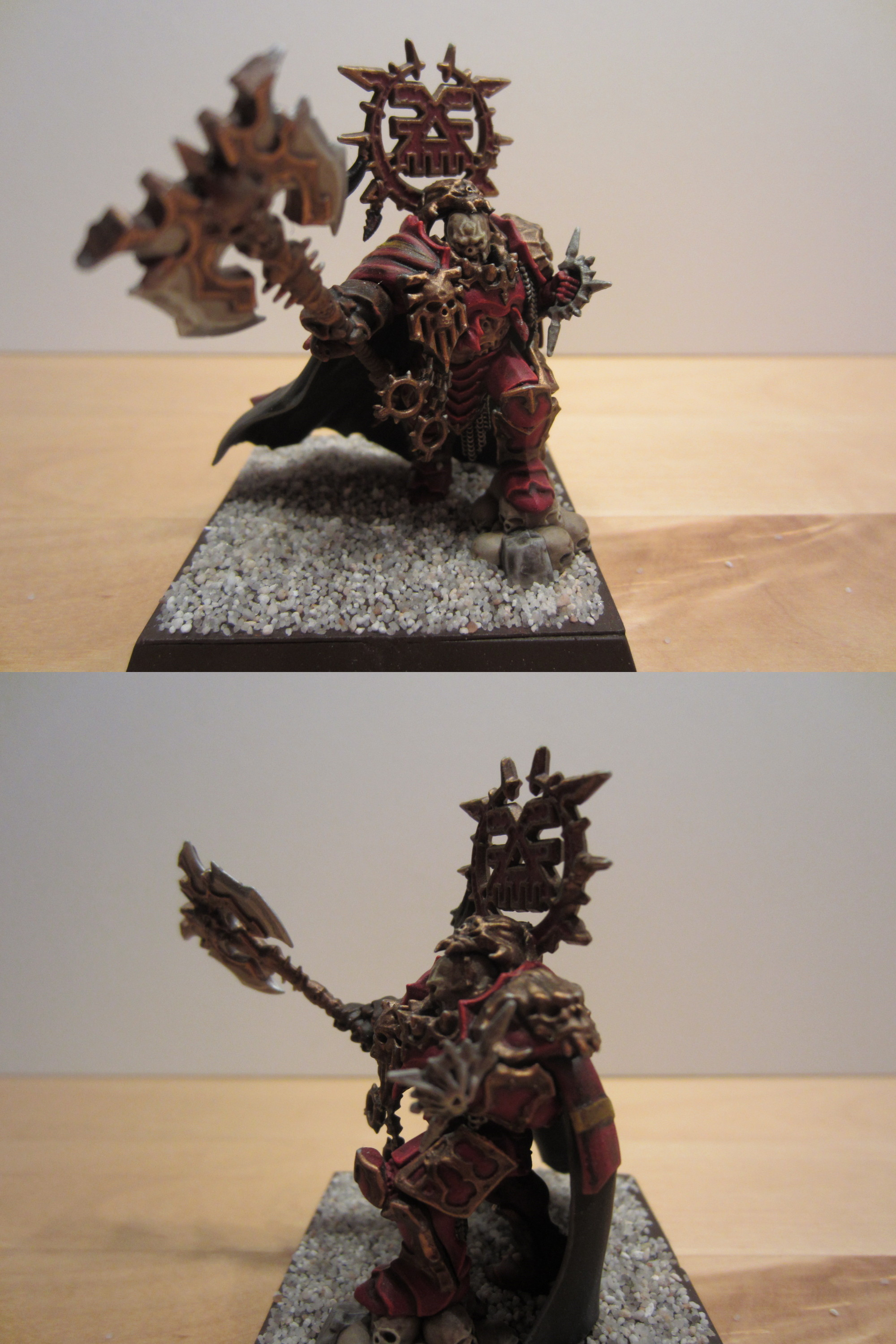 Mighty Lord of Khorne - Vorderansicht