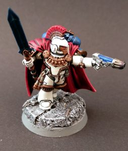 World Eaters Exalted Champion - Conversion from Khurta Sedd