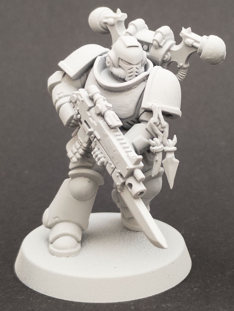 Kill Team - Alpharius Leader