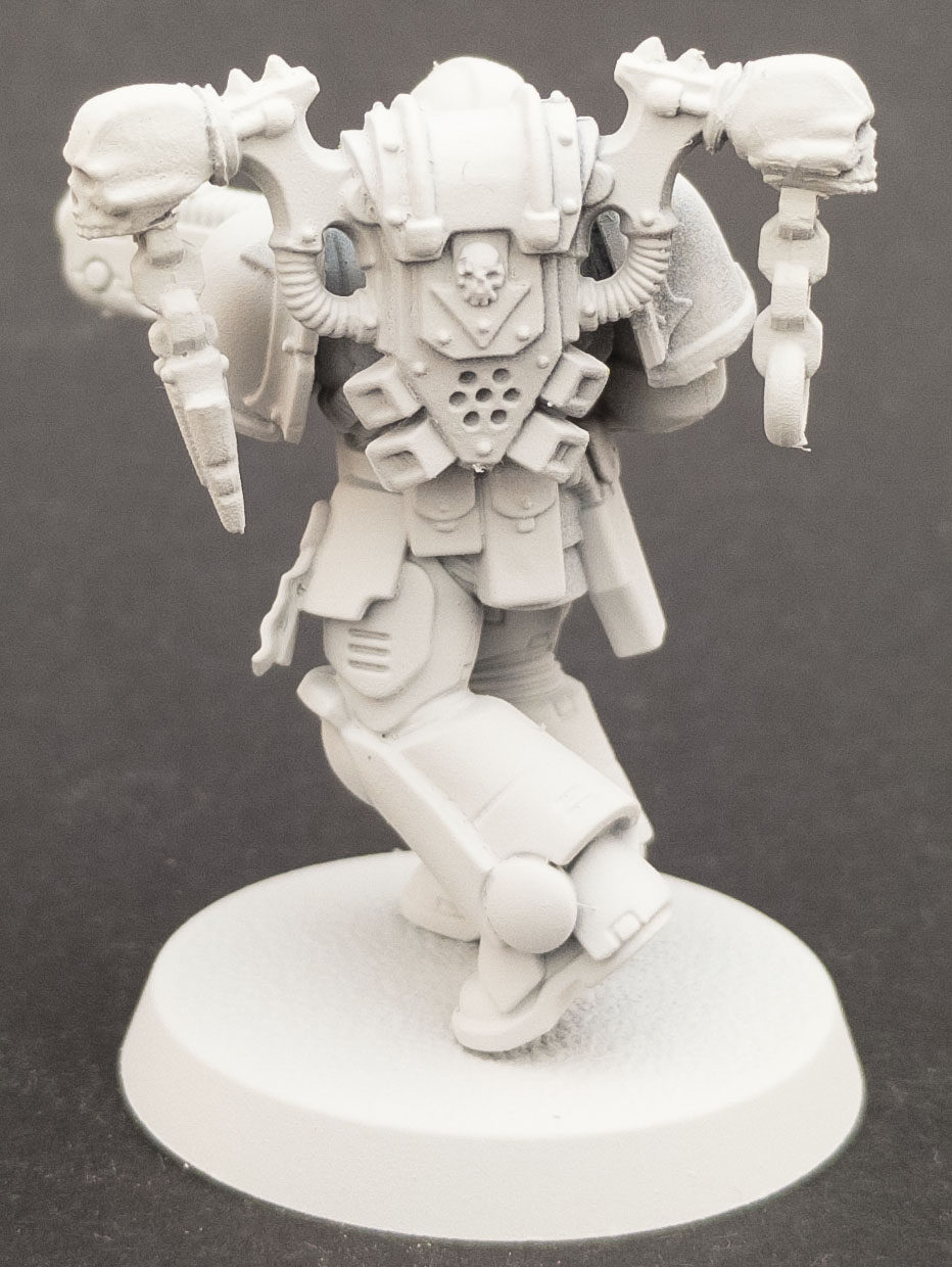 Kill Team - Alpharius Sniper Back
