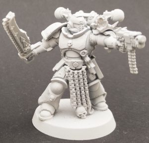 Kill Team - Alpharius Zealot