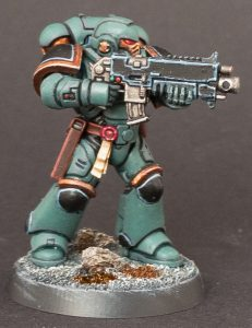 Prototyp des Sons of Luna Intercessors