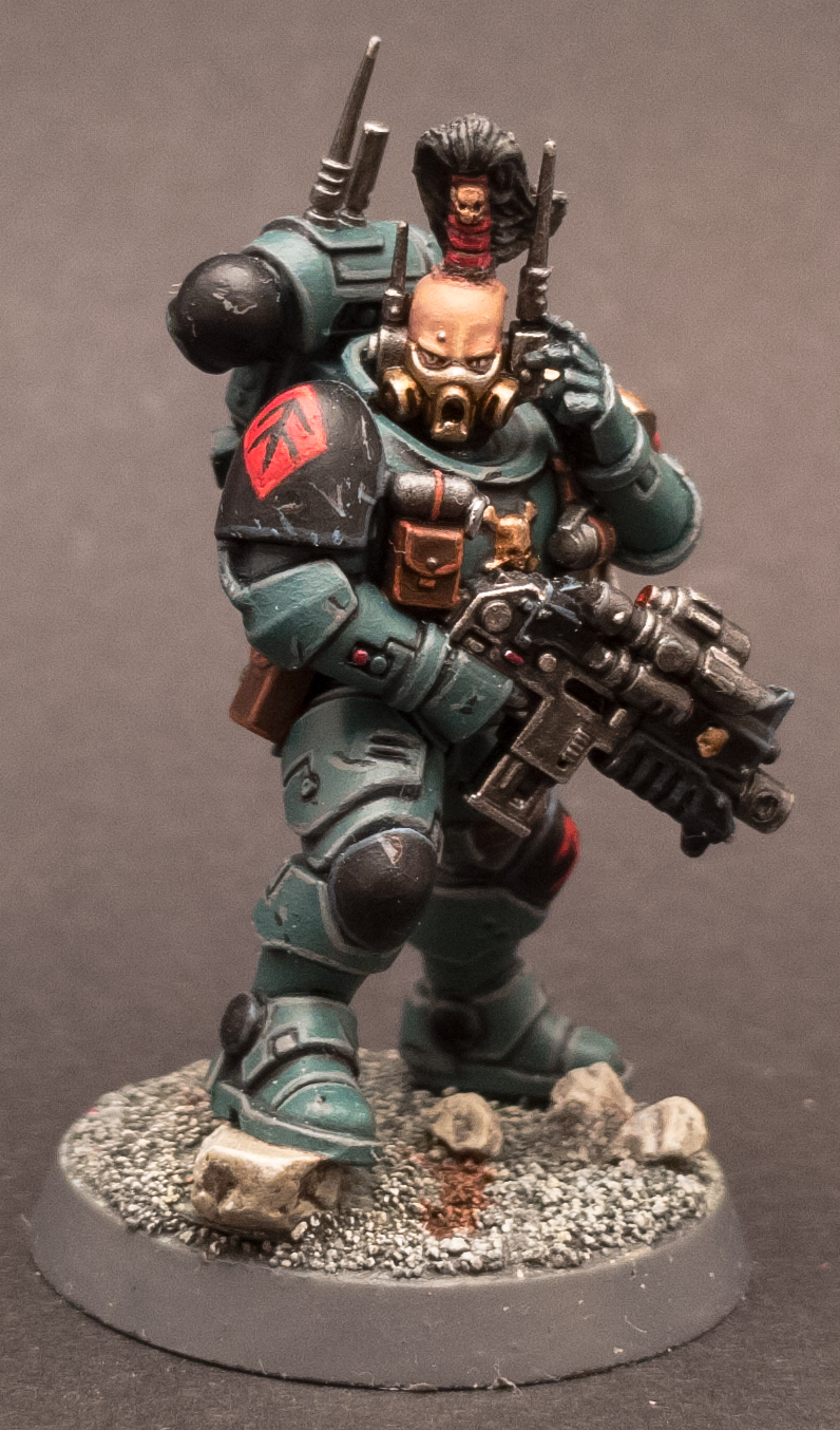 Sons of Luna Infiltrator