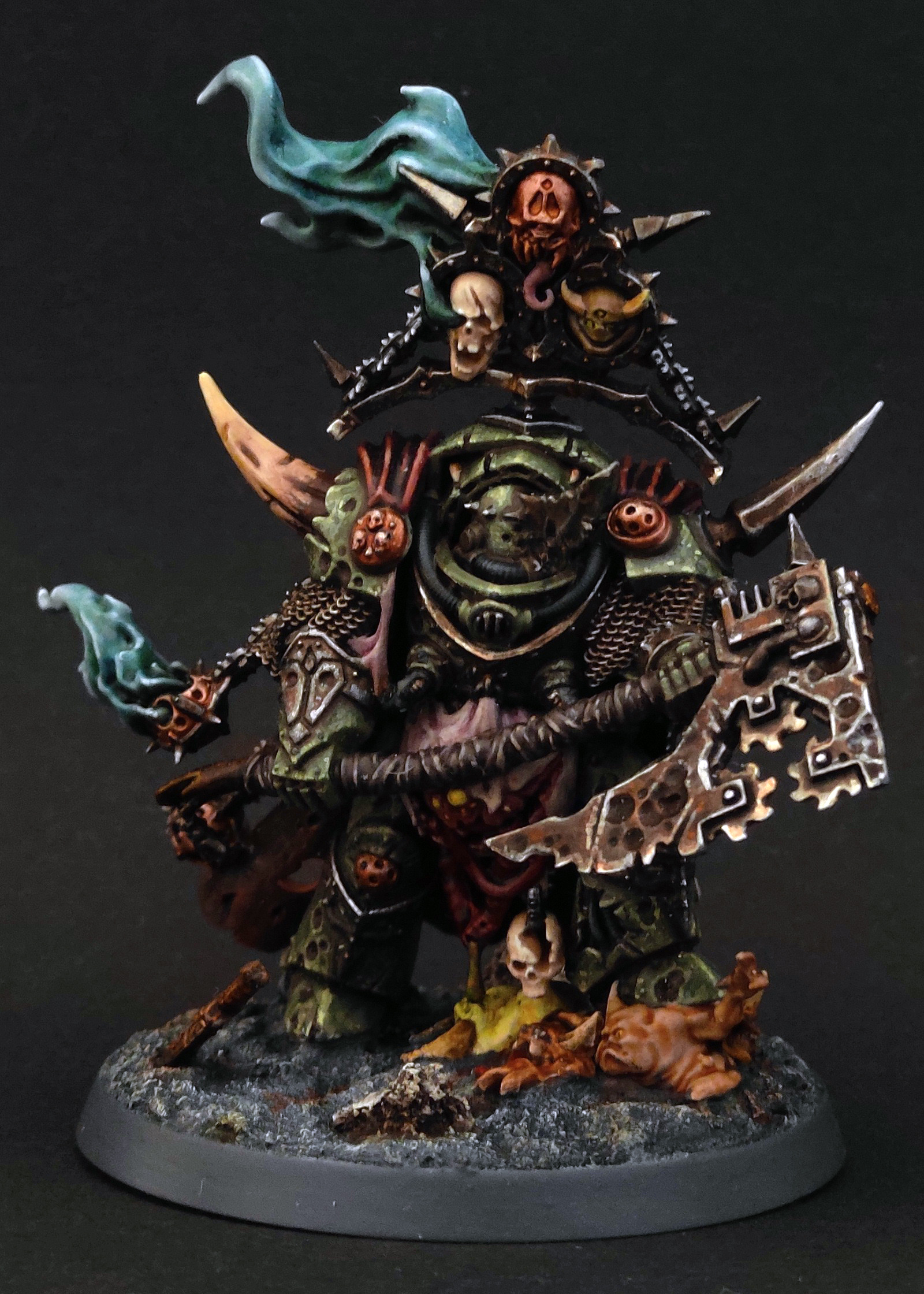 Lord of Contagion - Glamour Shot